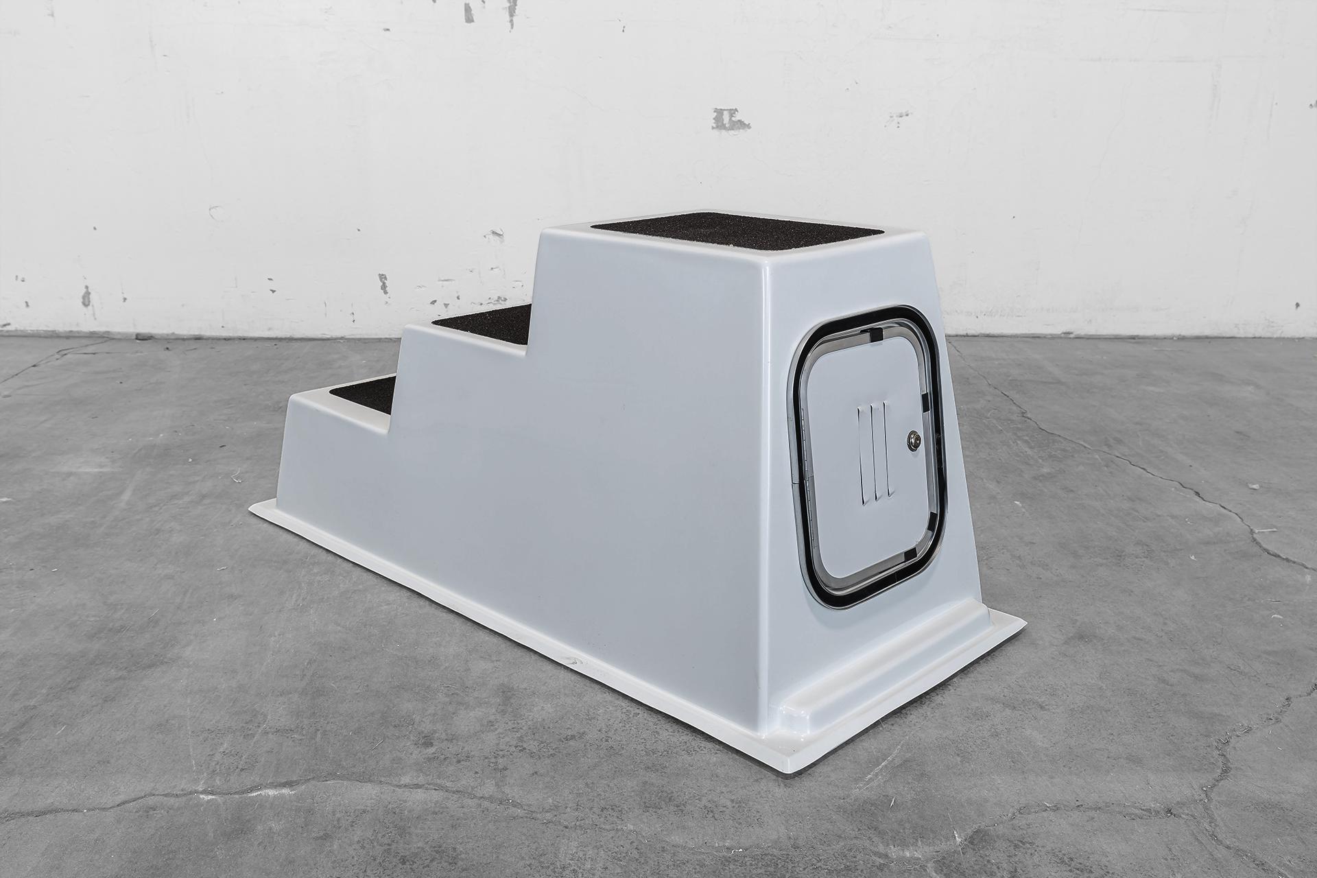 Model 300SD - 3-Step locking access door